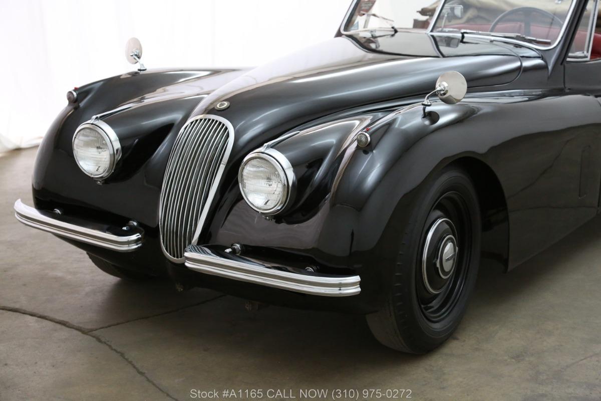 Used 1953 Jaguar XK120 Drophead Coupe | Los Angeles, CA