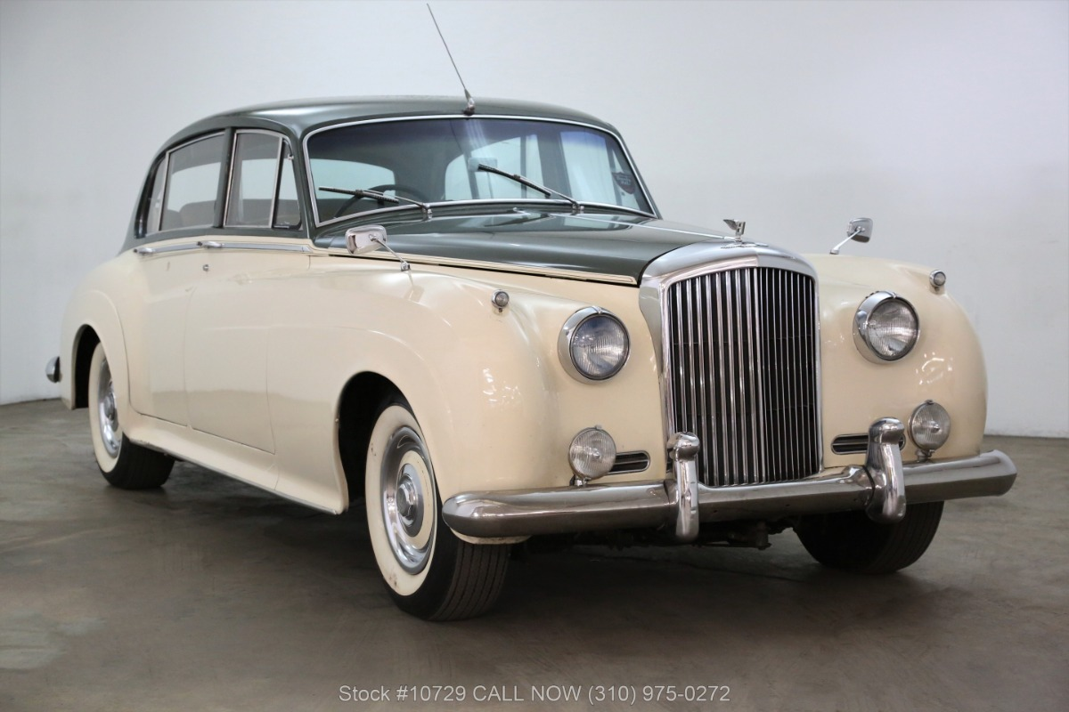 1958 Bentley S1 Long Wheel Base Right-Hand Drive