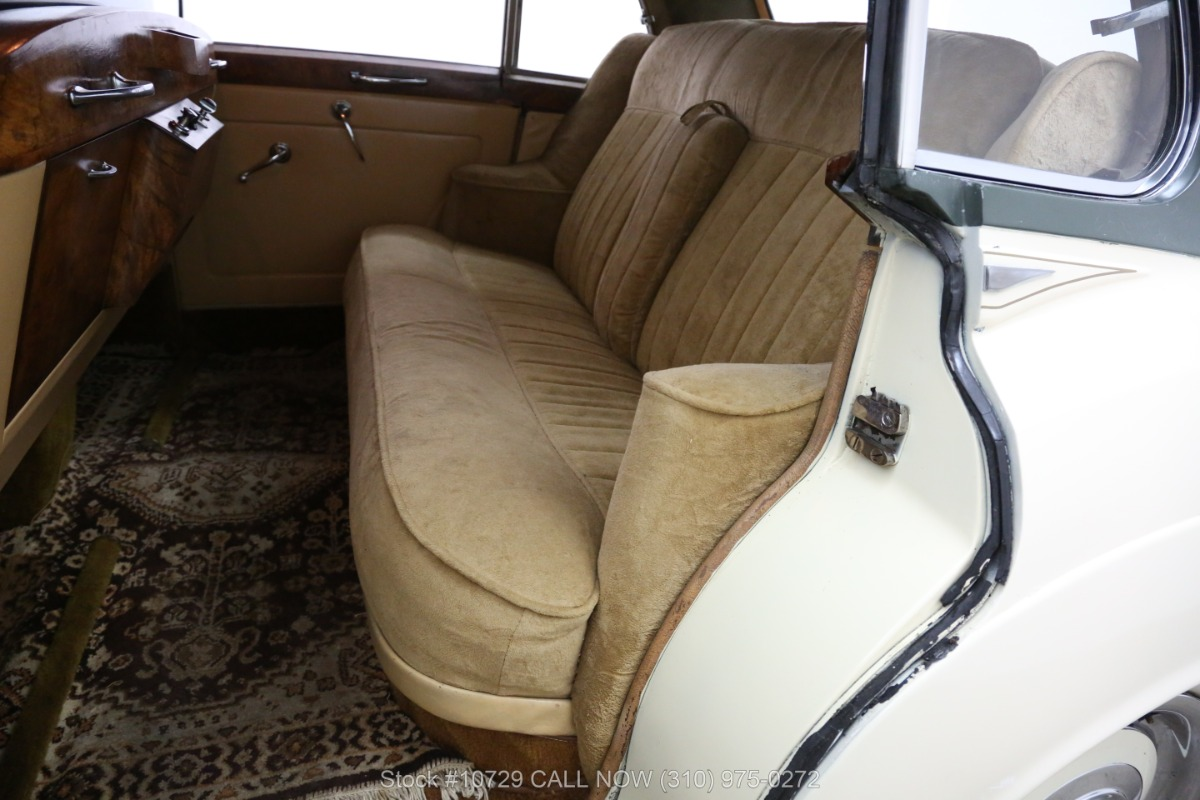 Used 1958 Bentley S1 Long Wheel Base Right-Hand Drive | Los Angeles, CA