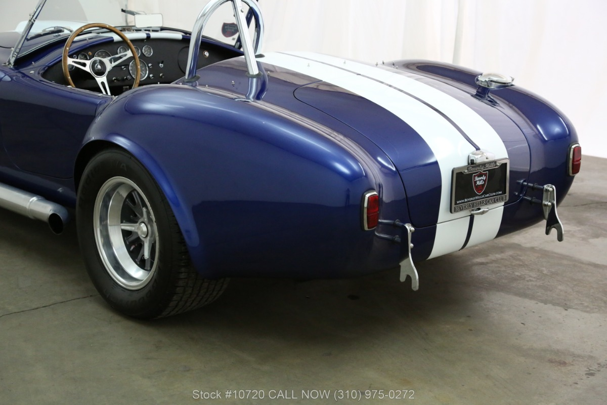 Used 1965 Ford Cobra Roadster by Superformance | Los Angeles, CA
