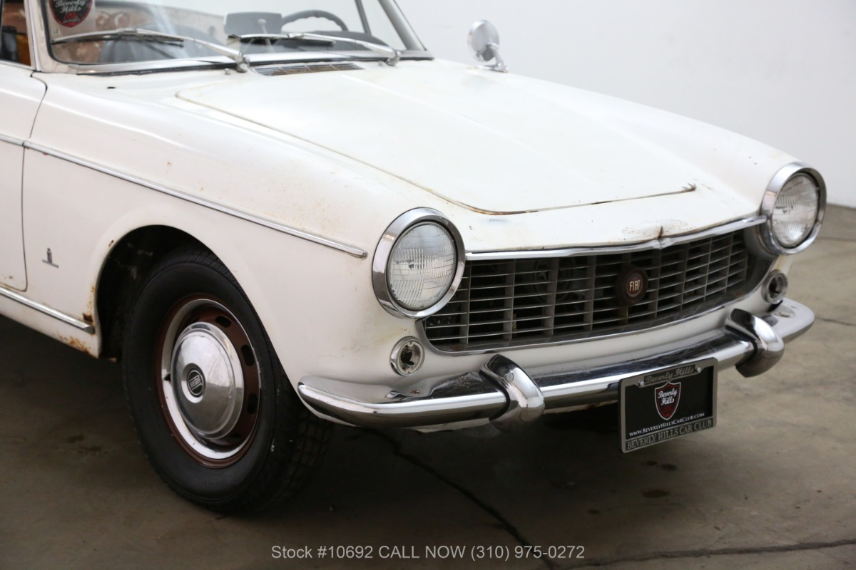 Used 1966 Fiat 1500 Cabriolet | Los Angeles, CA