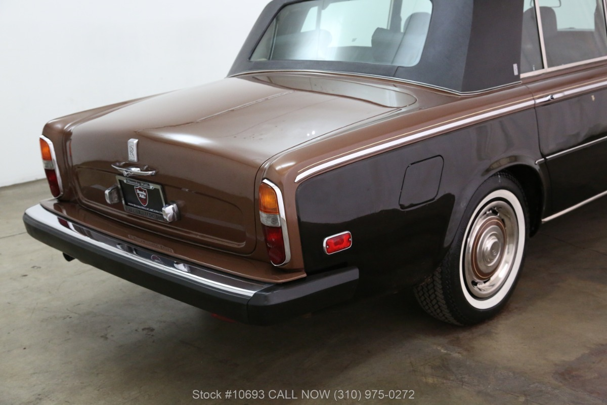 Used 1976 Rolls Royce Silver Shadow  | Los Angeles, CA