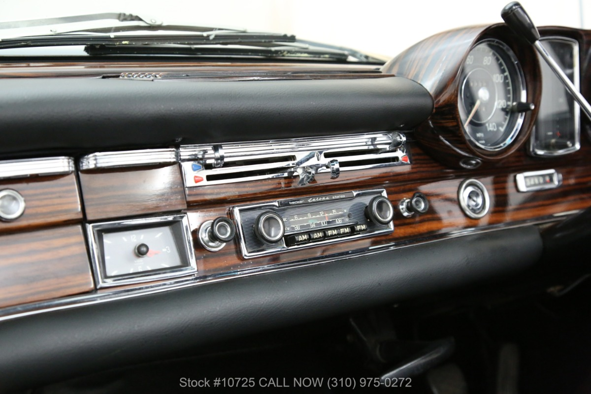 Used 1966 Mercedes-Benz 300SE Cabriolet Right Hand Drive   Los Angeles, CA
