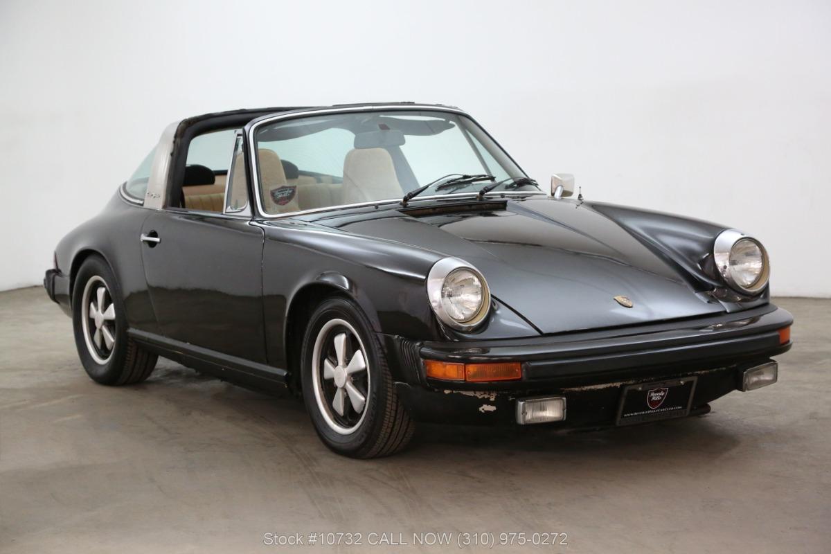 1974 Porsche 911 Targa Beverly Hills Car Club