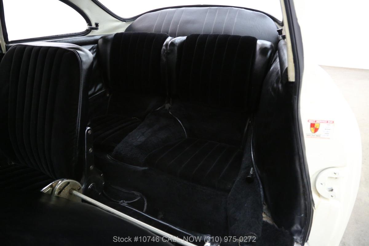 Used 1963 Porsche 356B Super 90 Coupe   Los Angeles, CA