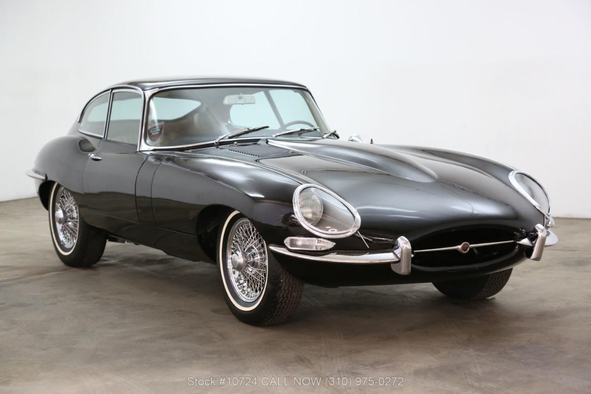 1966 Jaguar XKE Series I Fixed Head Coupe