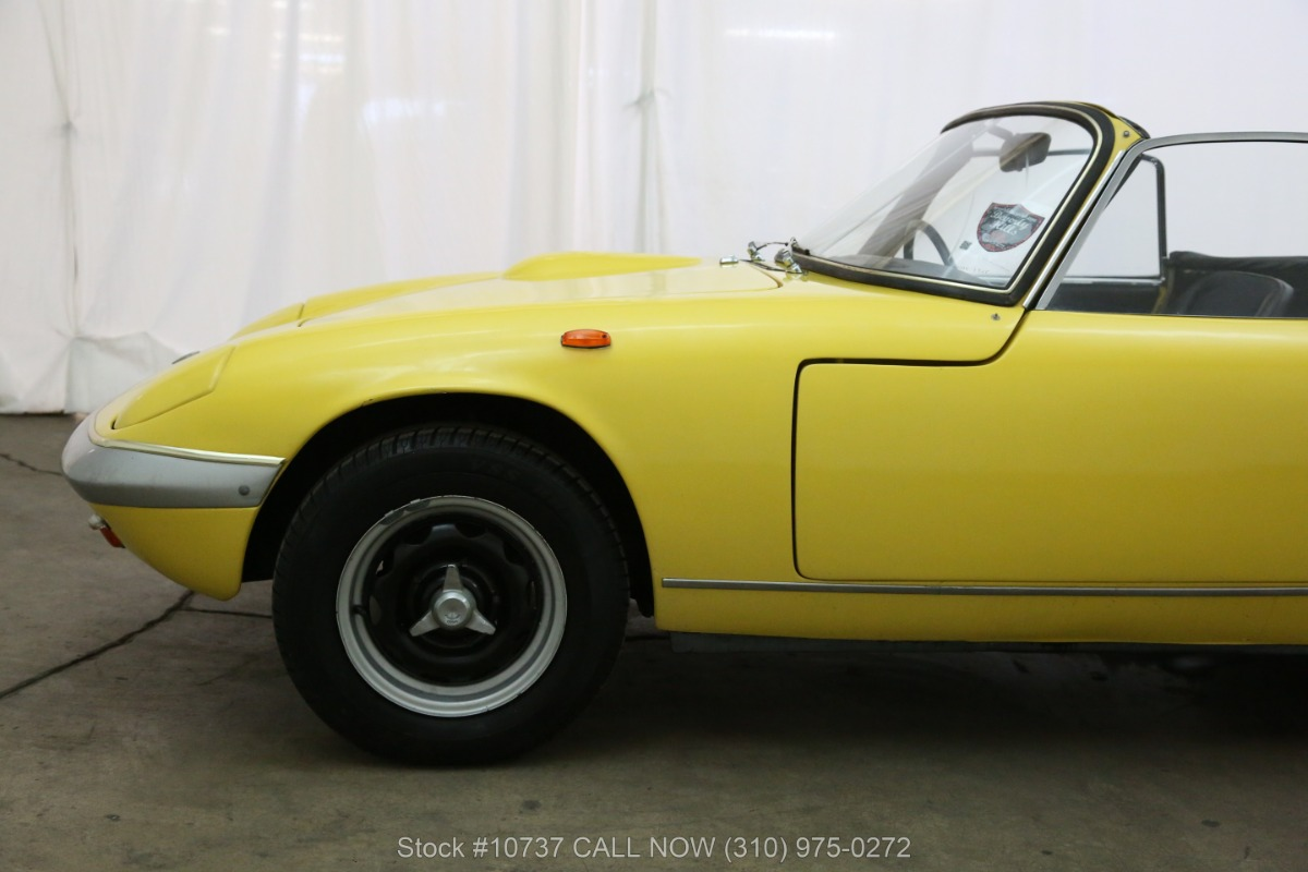 Used 1967 Lotus Elan S3 Convertible | Los Angeles, CA