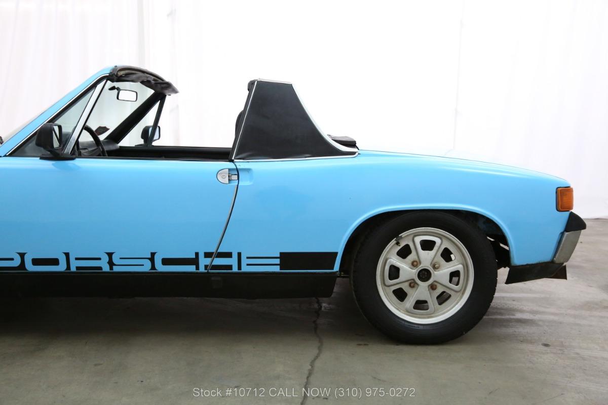 Used 1974 Porsche 914    Los Angeles, CA