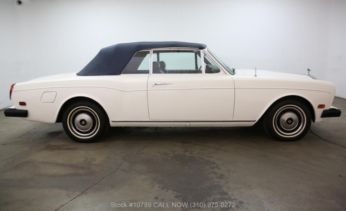 Used 1976 Rolls Royce Corniche Convertible | Los Angeles, CA
