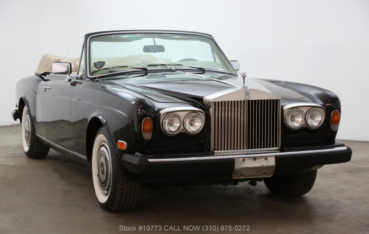 1983 Rolls Royce Corniche