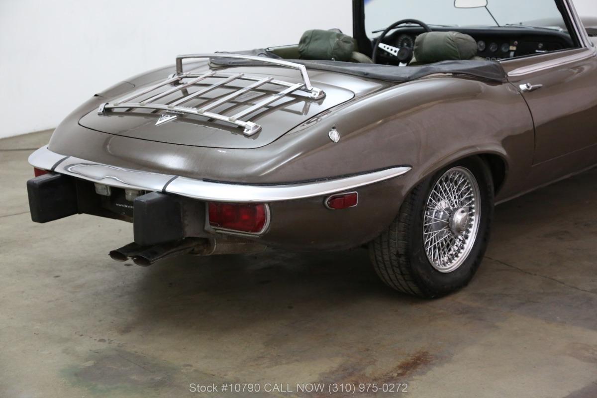 Used 1974 Jaguar XKE V12 Roadster | Los Angeles, CA