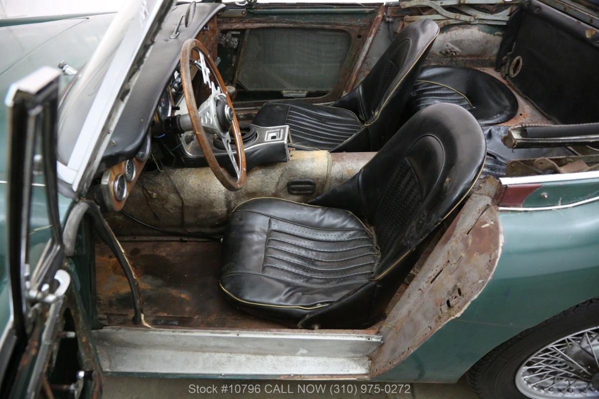 Used 1966 Austin-Healey 3000 BJ8 Convertible | Los Angeles, CA
