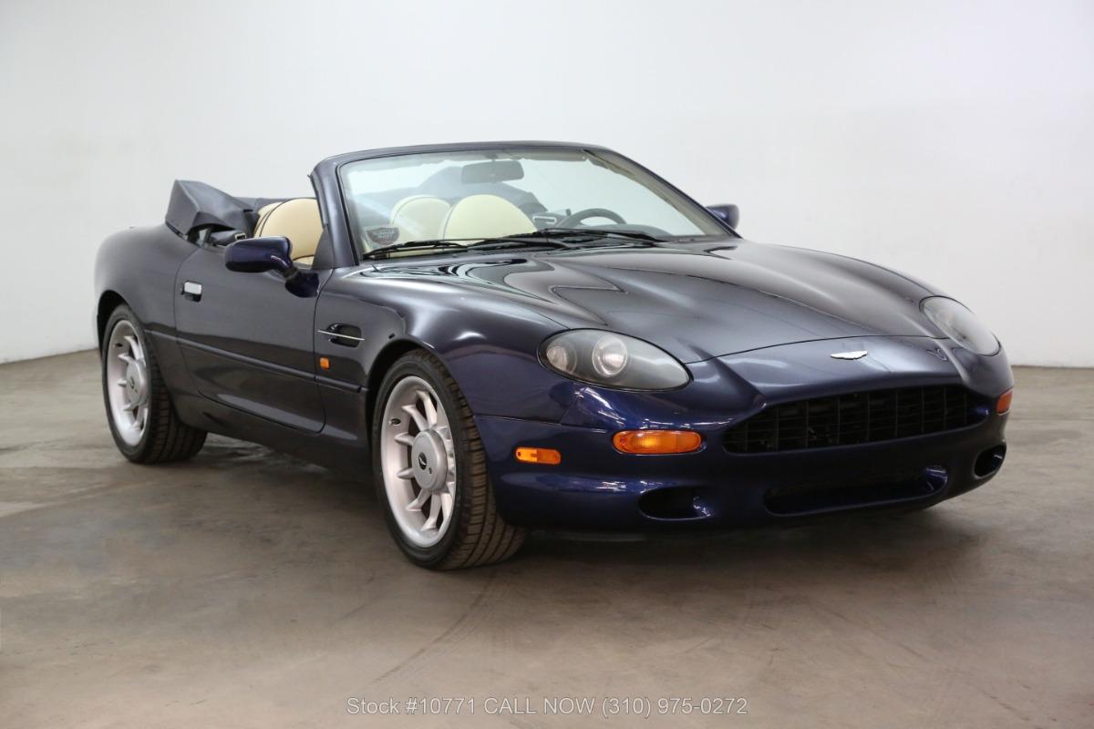 1998 Aston Martin DB7 Volante Convertible
