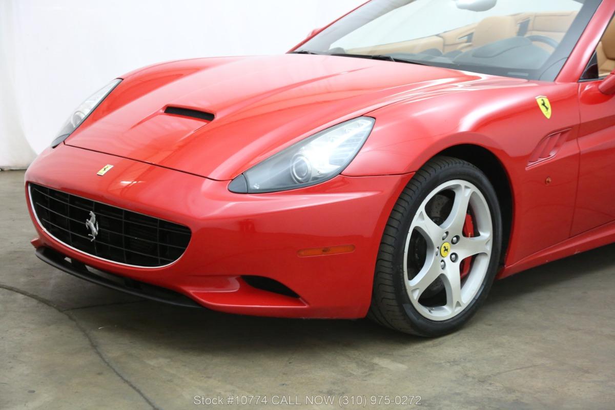 Used 2010 Ferrari California Convertible | Los Angeles, CA