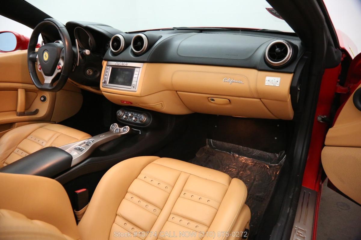 Used 2010 Ferrari California Convertible   Los Angeles, CA