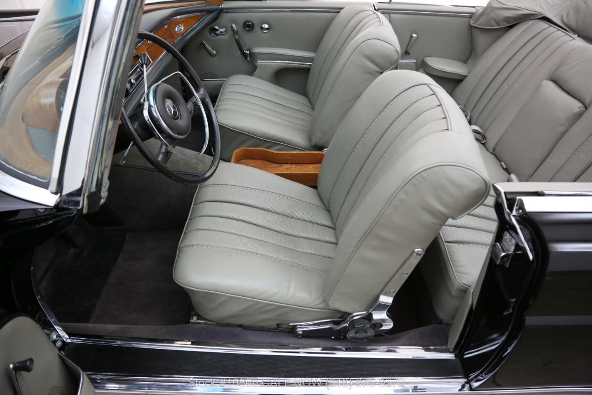 Used 1963 Mercedes-Benz 220SE Cabriolet | Los Angeles, CA