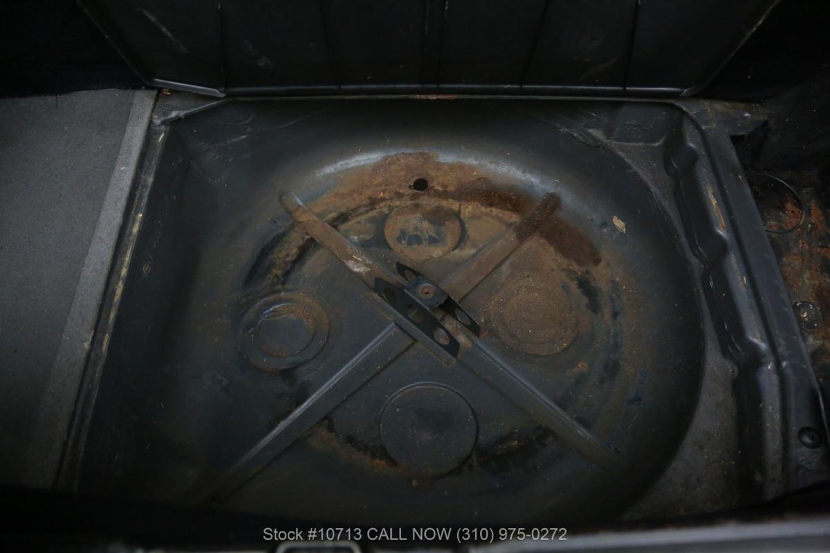 Used 1985 Mercedes-Benz 280SL 5 Speed    Los Angeles, CA