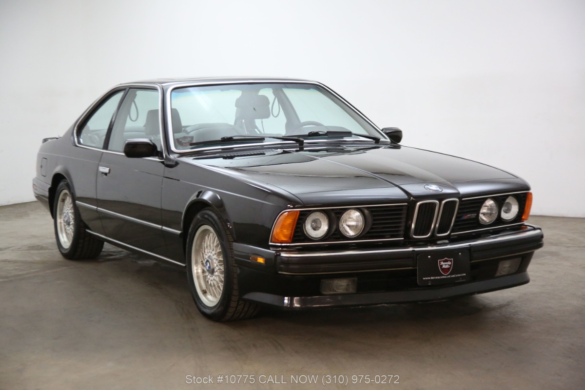 Used 1988 BMW M6  | Los Angeles, CA