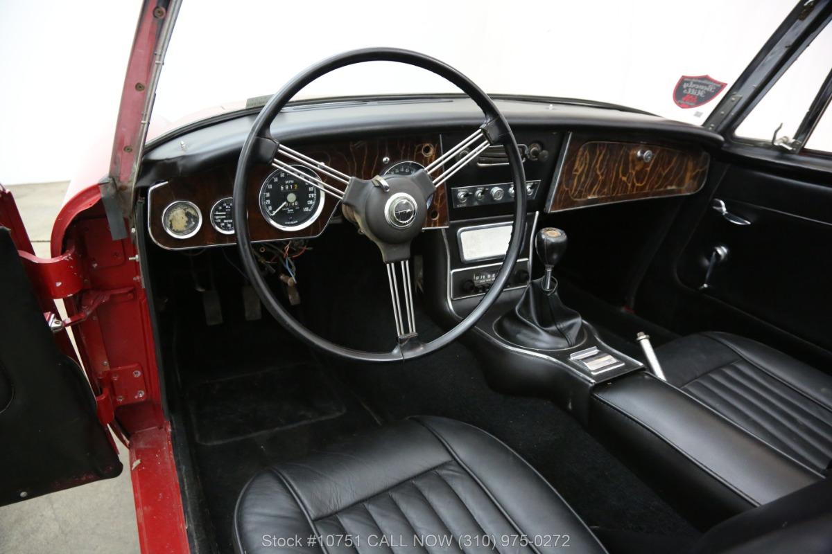 Used 1965 Austin-Healey 3000 BJ8  | Los Angeles, CA