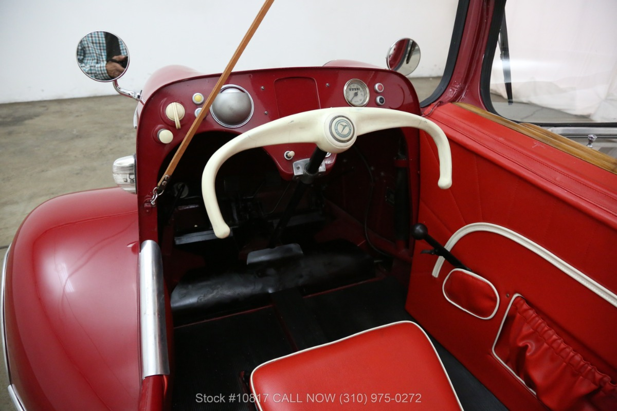 Used 1959 Messerschmitt KR200 Roadster | Los Angeles, CA