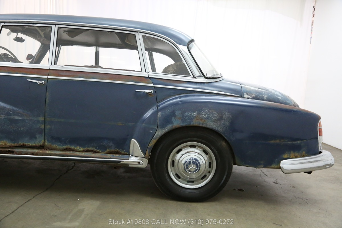 Used 1959 Mercedes-Benz 300D Adenauer | Los Angeles, CA