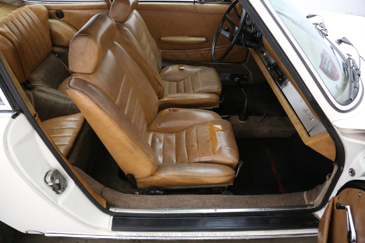 Used 1967 Porsche 912 3 Gage Coupe | Los Angeles, CA