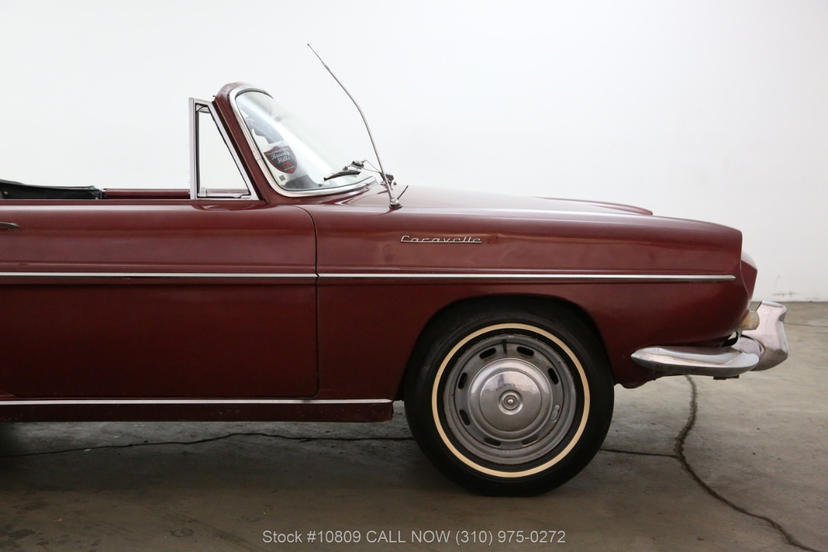 Used 1962 Renault Floride S Convertible | Los Angeles, CA