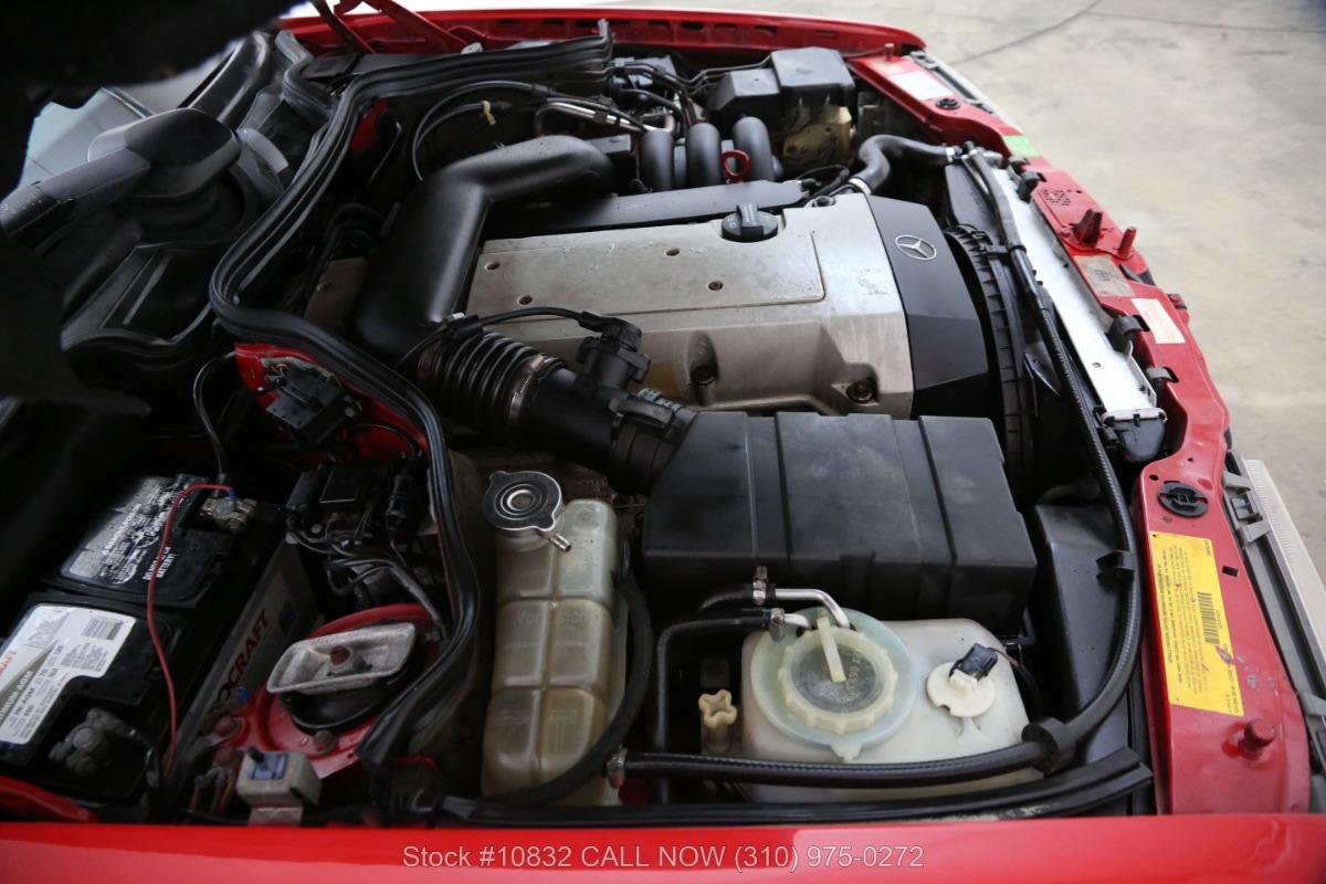 Used 1993 Mercedes-Benz 300CE Cabriolet | Los Angeles, CA