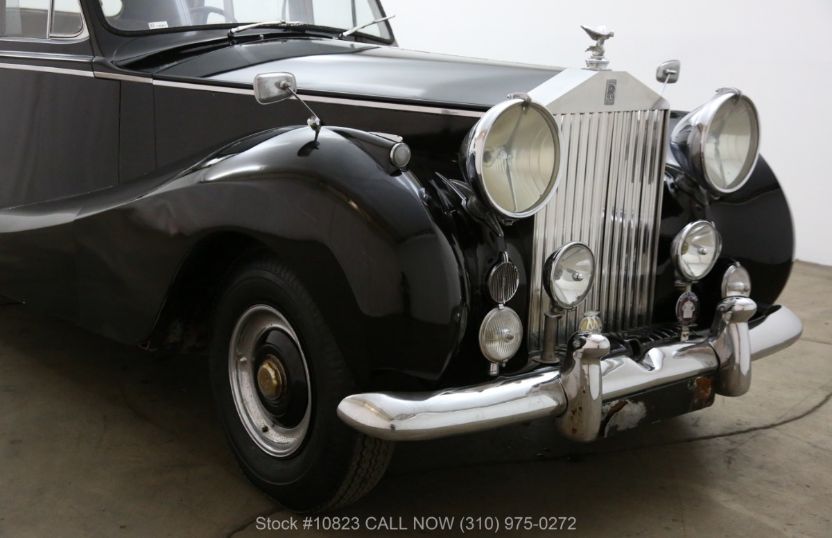 Used 1954 Rolls Royce Silver Wraith Limousine by Hooper   Los Angeles, CA