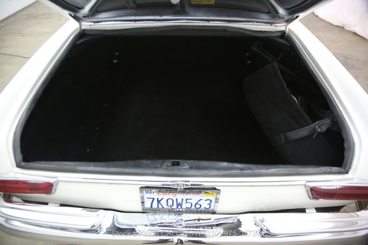Used 1968 Mercedes-Benz 250SE Sunroof Coupe | Los Angeles, CA