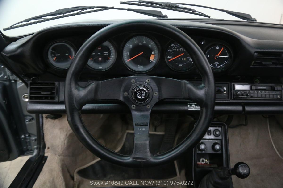 Used 1986 Porsche Carrera Targa | Los Angeles, CA