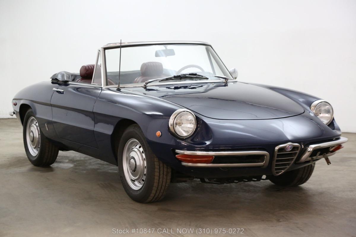 1969 Alfa Romeo Duetto