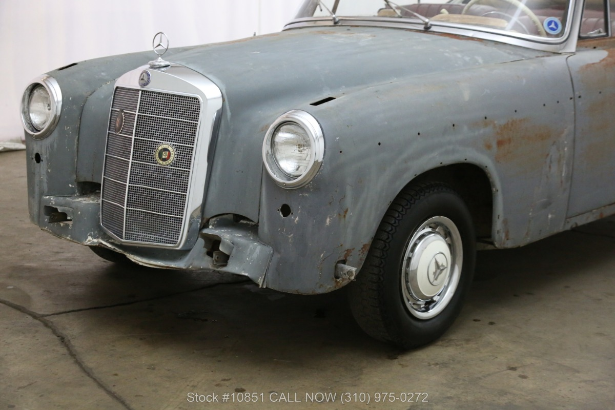 Used 1960 Mercedes-Benz 220SE Cabriolet | Los Angeles, CA