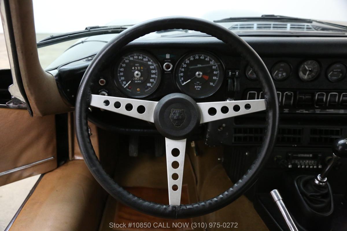 Used 1972 Jaguar XKE V12 2+2 | Los Angeles, CA