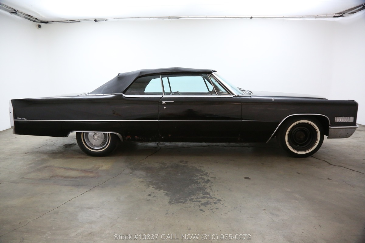Used 1966 Cadillac Deville Convertible | Los Angeles, CA