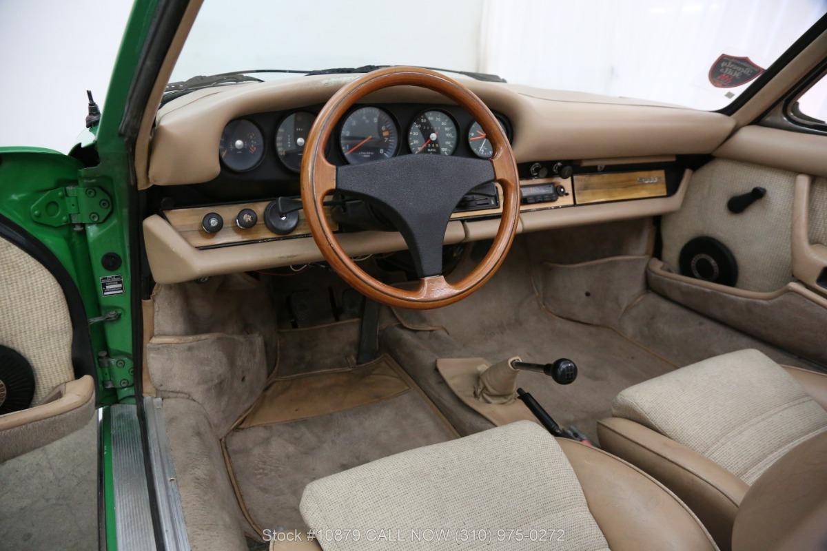 Used 1969 Porsche 911E Targa | Los Angeles, CA