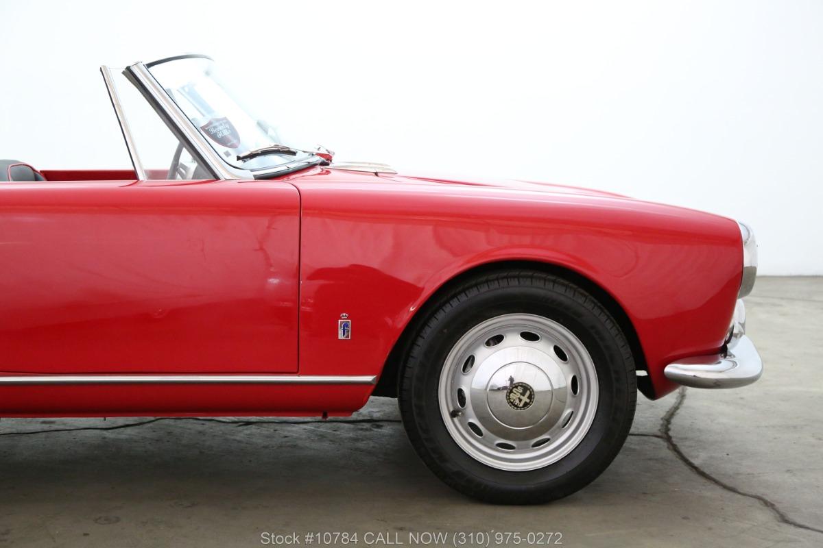 Used 1965 Alfa Romeo Giulia Spider Veloce  | Los Angeles, CA
