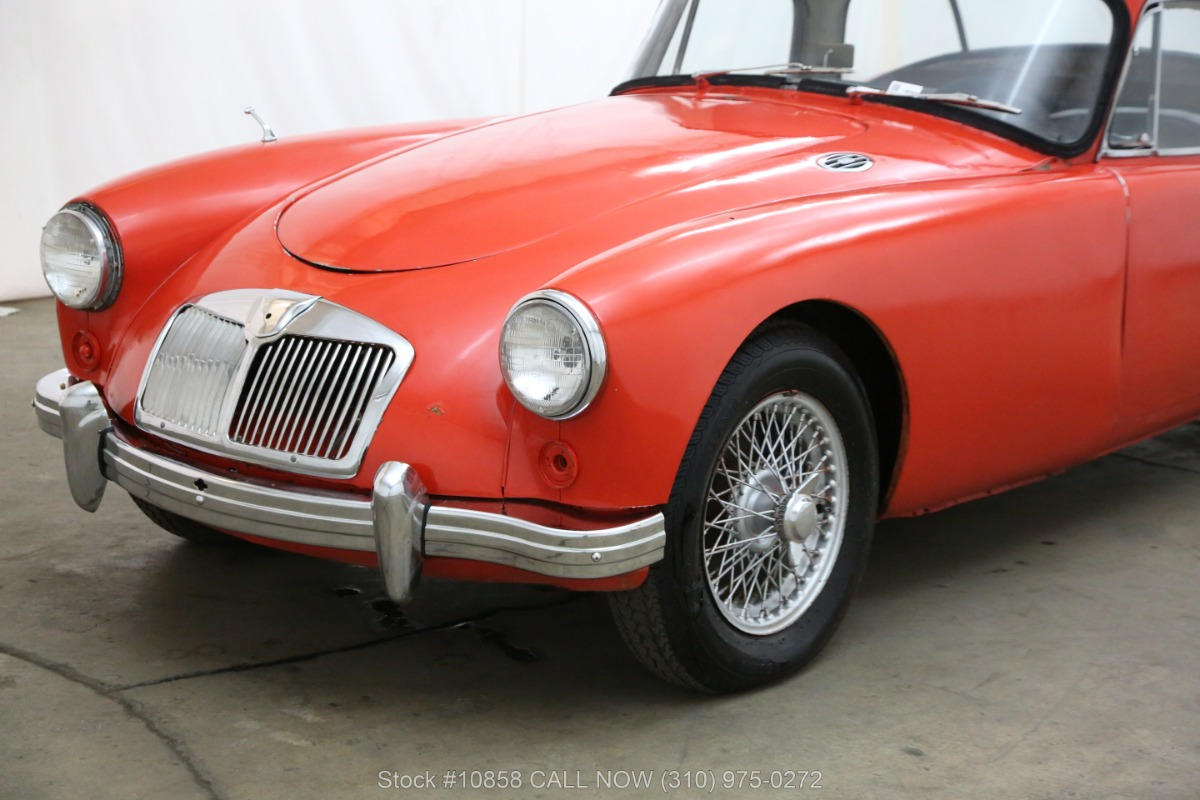 Used 1959 MG A Coupe | Los Angeles, CA