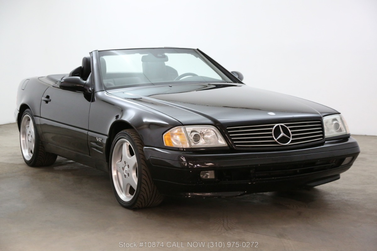 1999 Mercedes-Benz SL 600 V12
