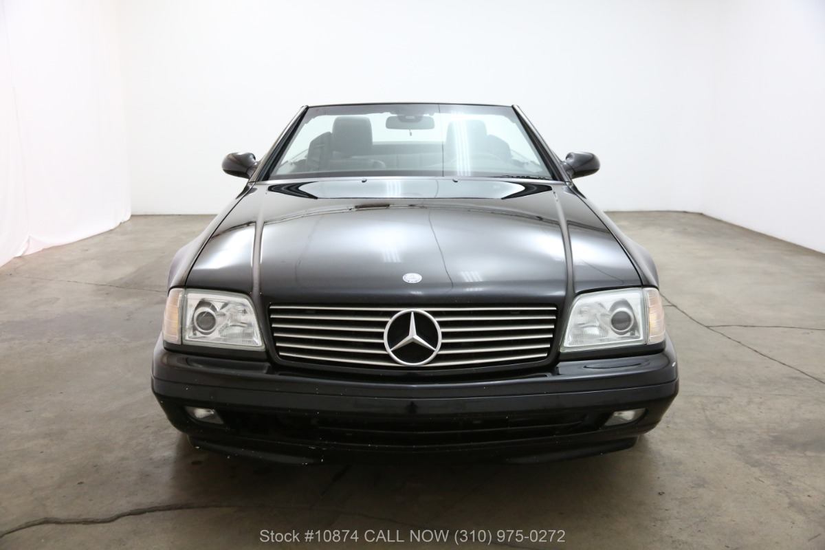 Used 1999 Mercedes-Benz SL 600 V12  | Los Angeles, CA