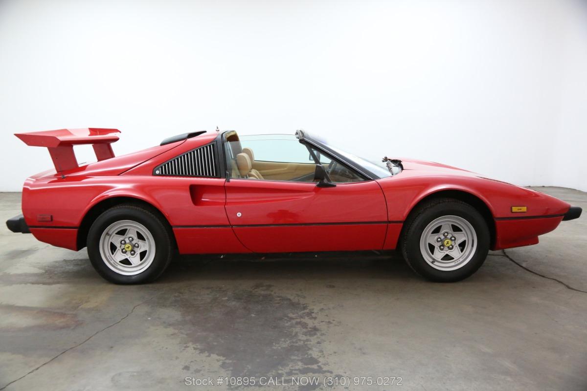 Used 1982 Ferrari 308GTS    Los Angeles, CA