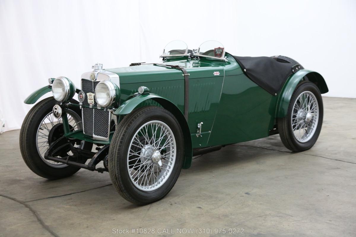 Used 1933 MG J2    Los Angeles, CA