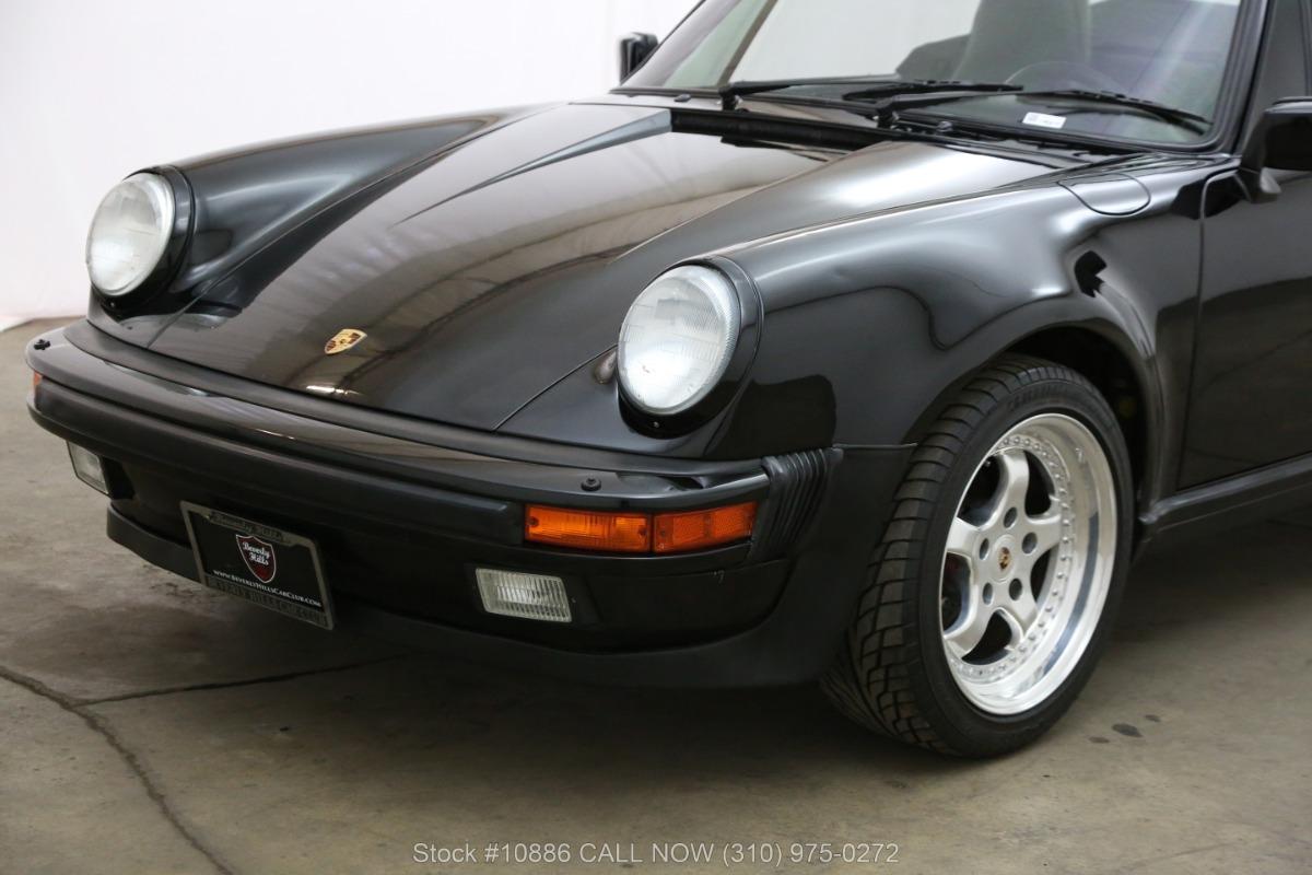 Used 1988 Porsche 930 Turbo Cabriolet   Los Angeles, CA