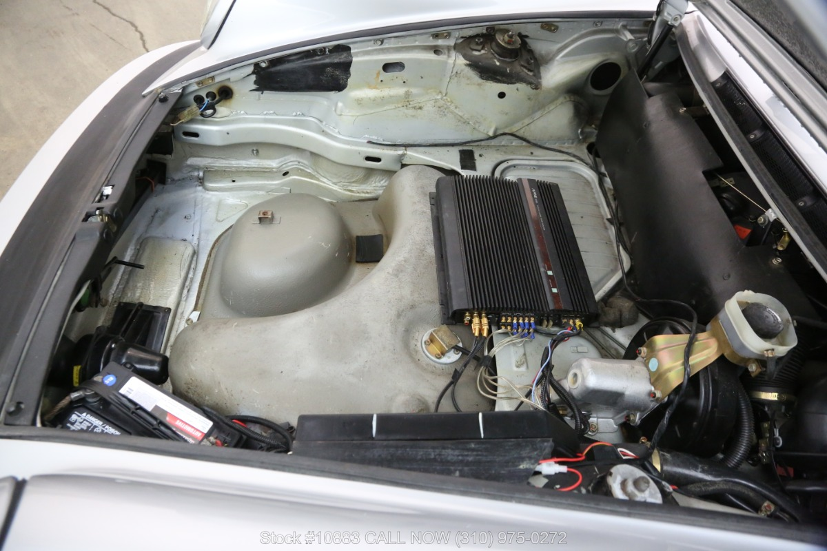 Used 1978 Porsche 930 Turbo Sunroof Delete | Los Angeles, CA