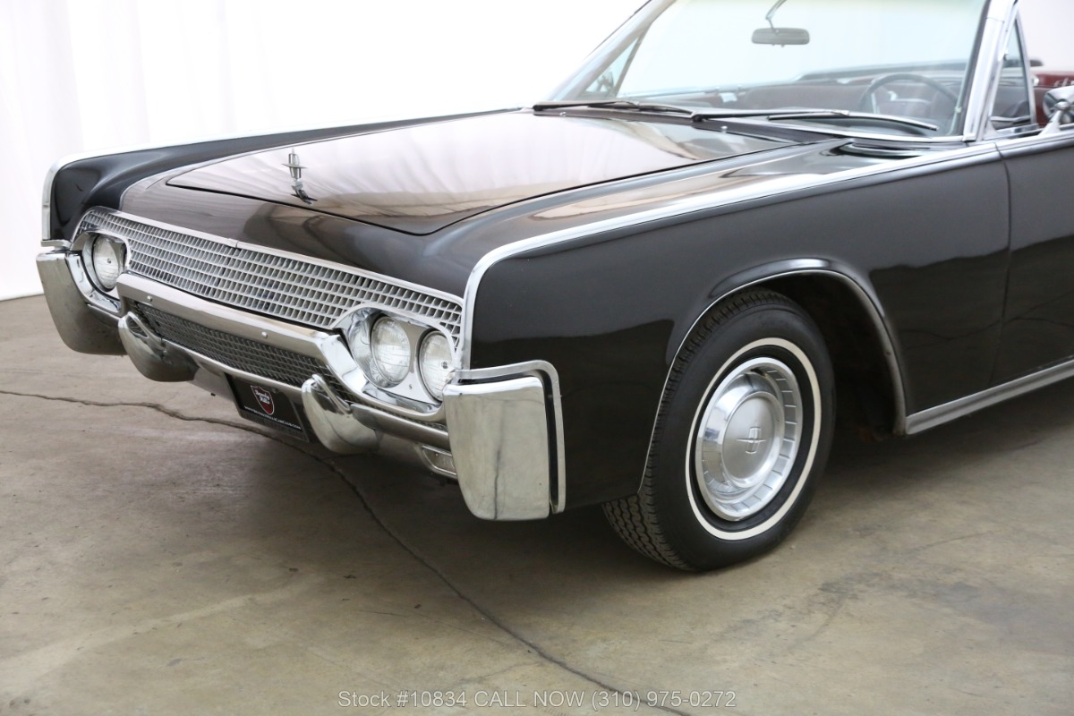 Used 1961 Lincoln Continental Convertible | Los Angeles, CA