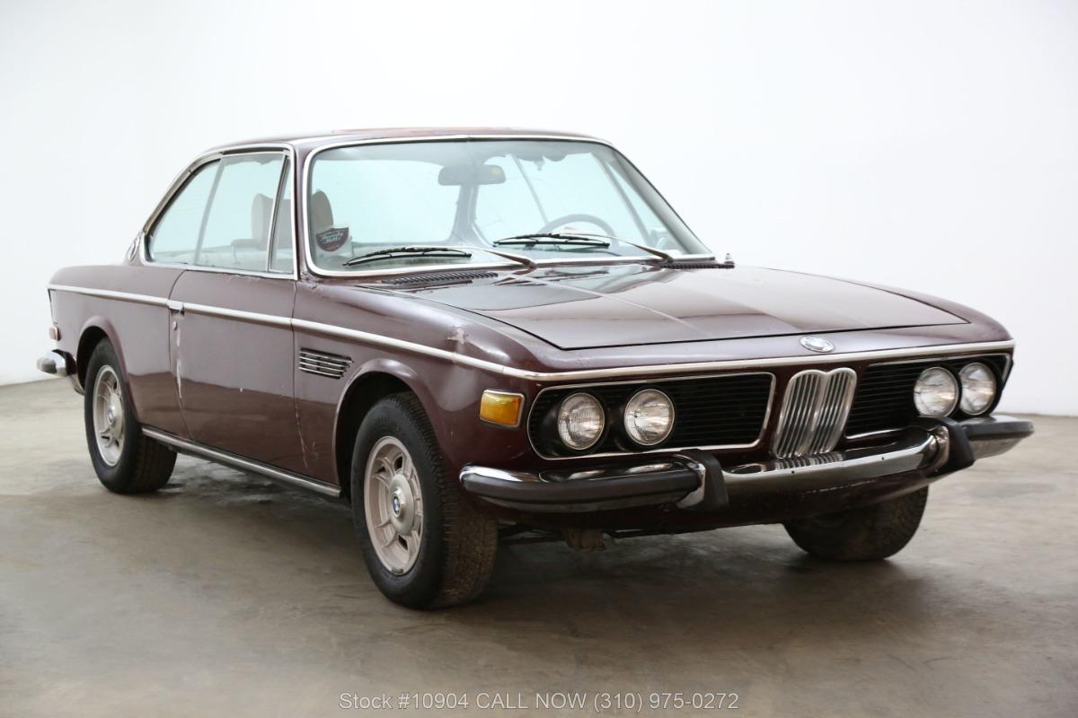 1973 BMW 3.0CS Coupe