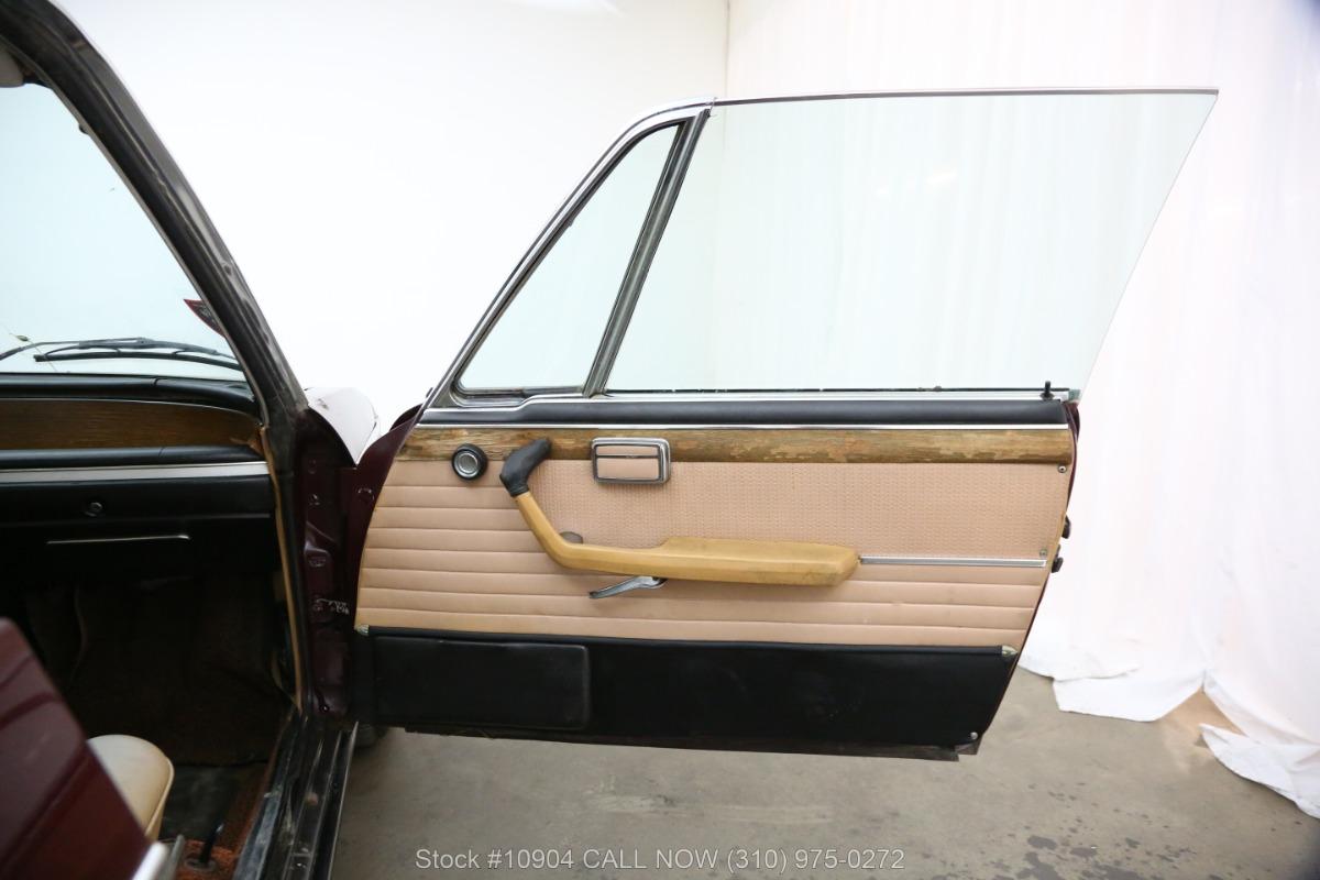 Used 1973 BMW 3.0CS Coupe | Los Angeles, CA