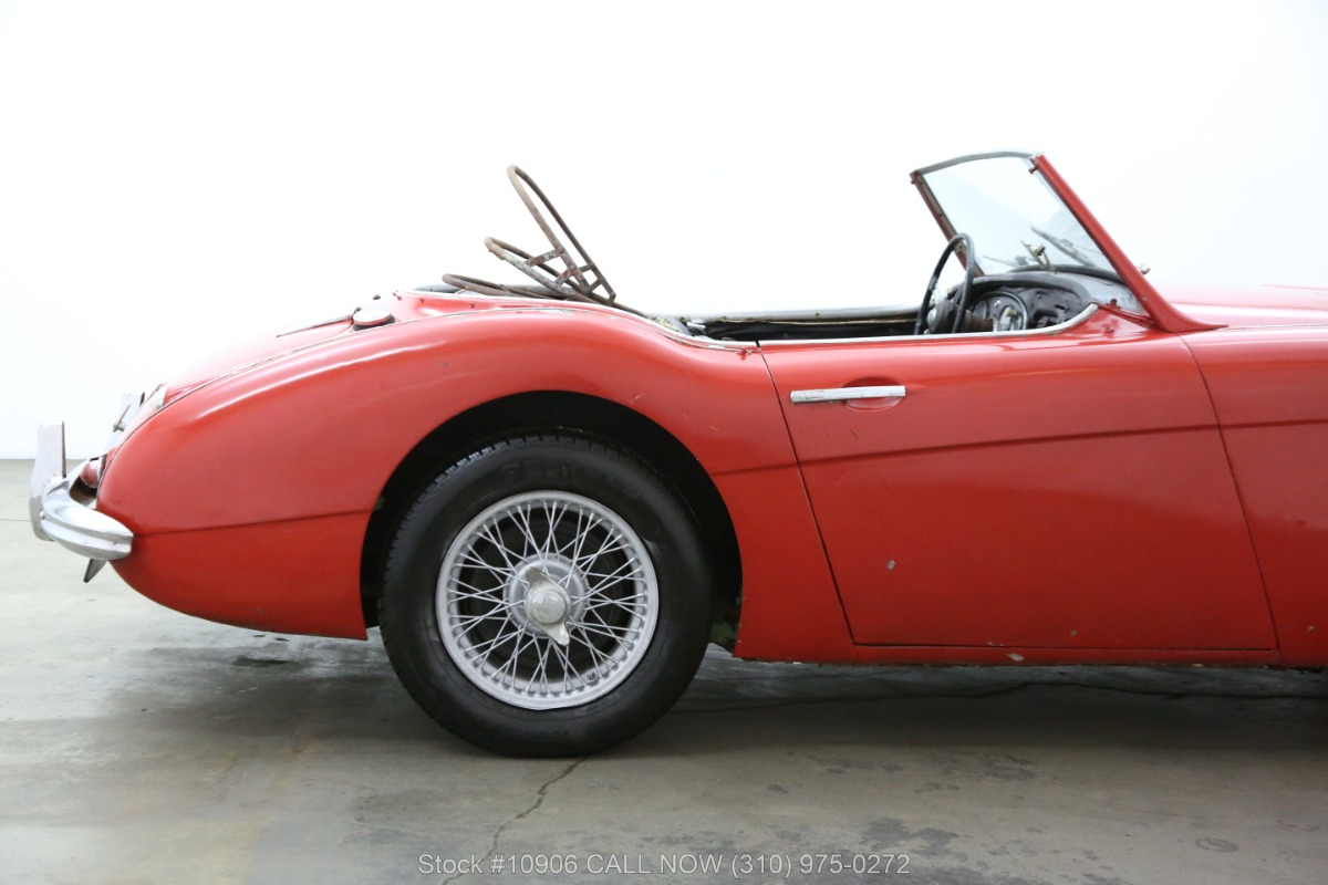 Used 1958 Austin-Healey 100-6 BN4 Convertible | Los Angeles, CA