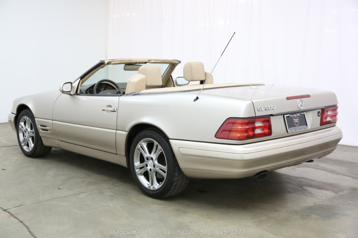 Used 2000 Mercedes-Benz SL500  | Los Angeles, CA