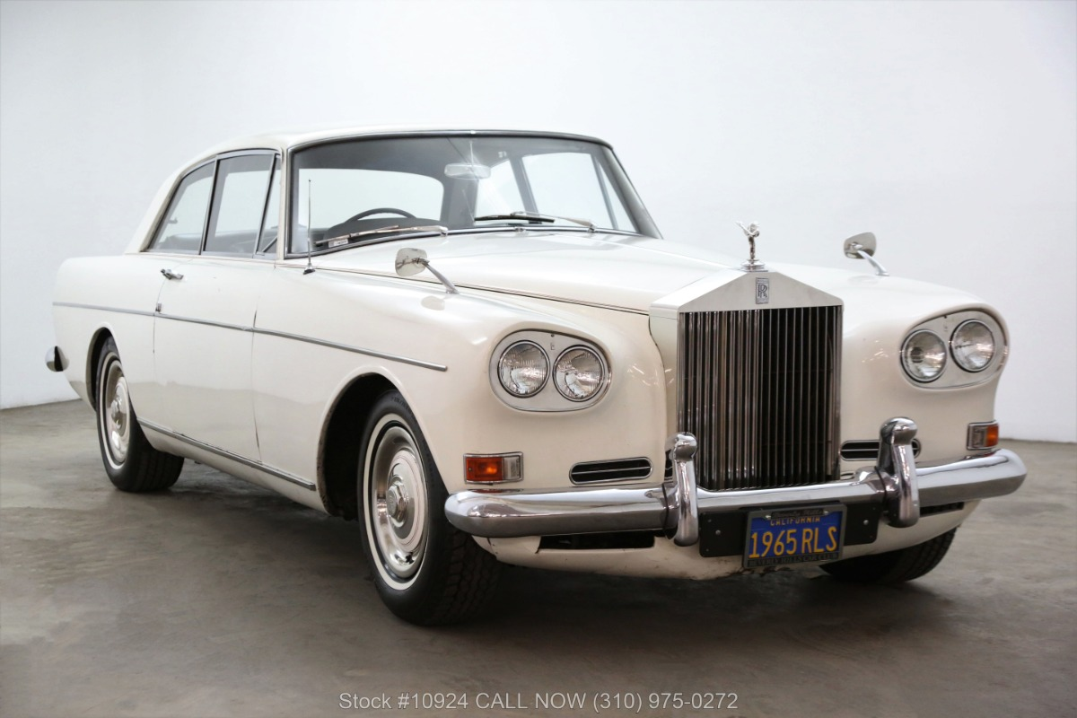 1965 Bentley S3 Continental Coupe Chinese Eye